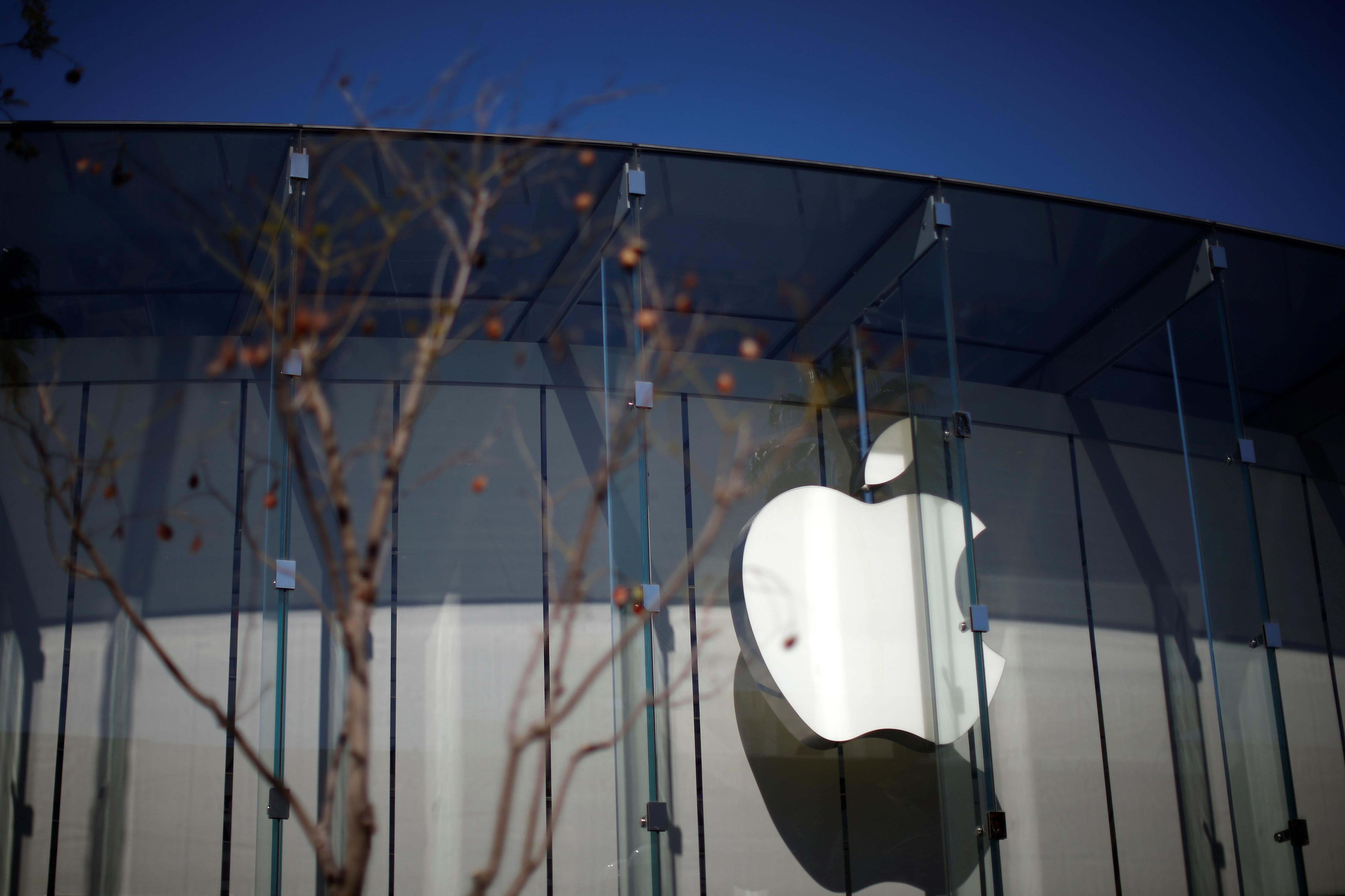 ▲蘋果,Apple,AAPL。(圖/路透社)