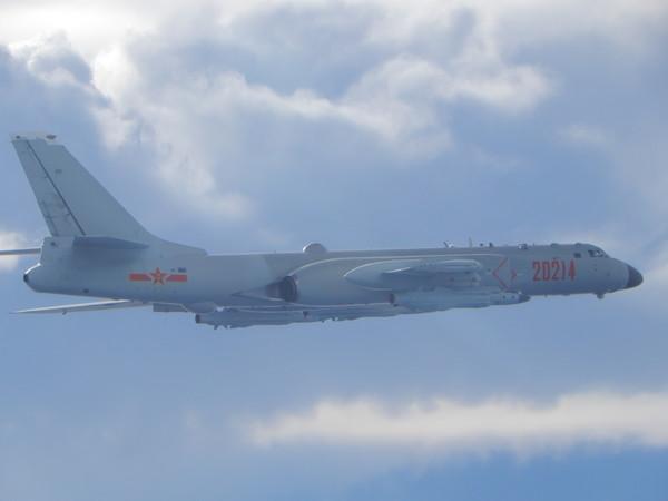 2天出動37架共機是「下猛藥」 胡錫進放話:離台灣上空剩一步之遙