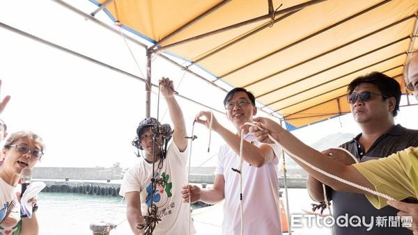 新北推動漁港轉型 貢寮和美漁港生態復育及親水體驗 | ETtoday地方