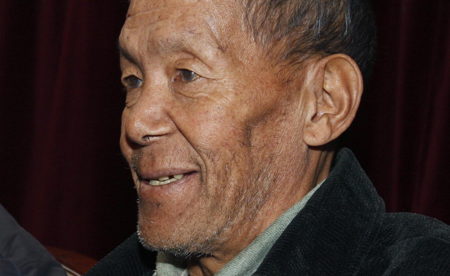 ▲▼尼泊爾知名登山家夏爾巴因病辭世,享壽72歲。(圖/達志影像/美聯社)