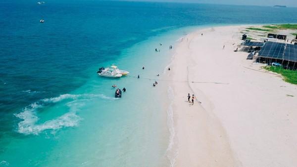 澎湖離島一日遊玩樂攻略 無人島沙灘玩透明獨木舟、海上溜滑梯   ETto