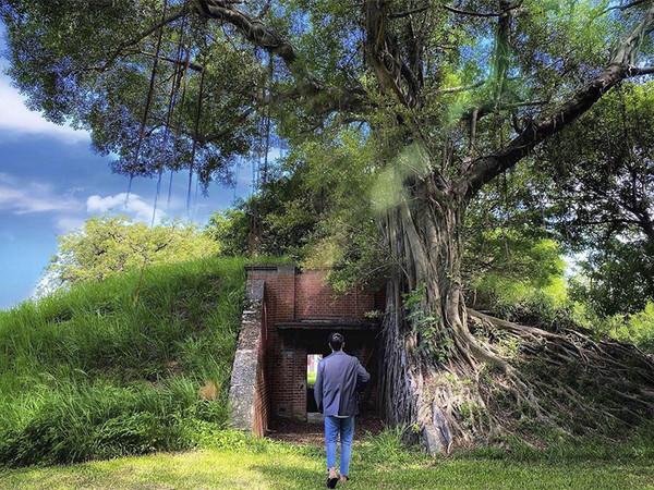 膽小者請結伴!高雄4大廢墟藏身荒草中 斷垣殘壁拍起來有蕭瑟美