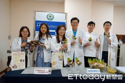 花好月圓身不圓 安南醫院推2款健康高蛋白高纖低卡冰皮月餅