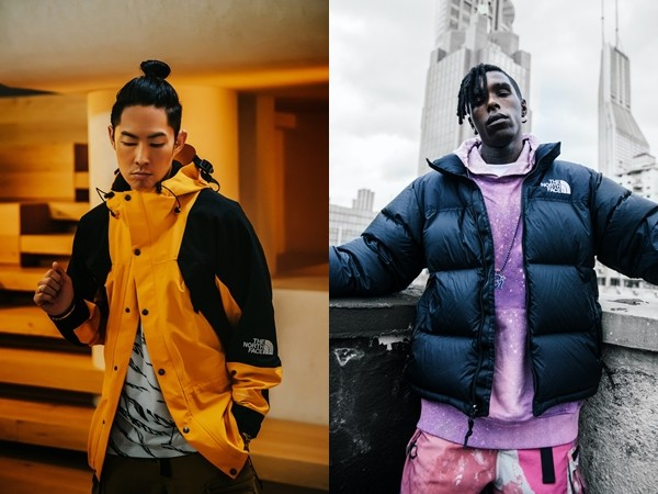▲Gucci X The North Face。(圖/翻攝自IG@gucci)