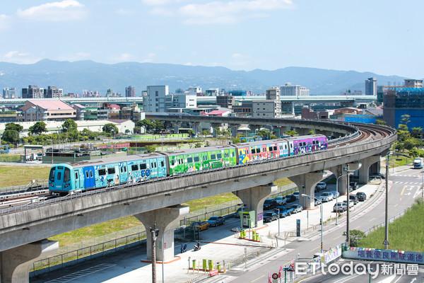 搭桃園機捷最新彩繪列車直達!青埔一日遊玩樂路線 必玩景點全攻略 | ET