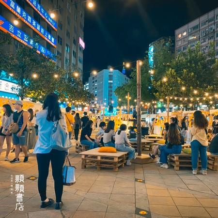 遇雨仍照常!台北東區「Chill夜」今限定...餐廳、市集懶人包 | E