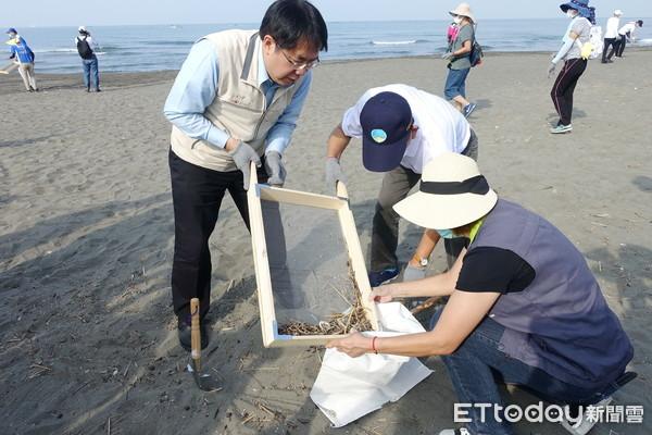 台南市秋季淨灘迎接中秋雙十連假 黃偉哲:讓出遊民眾有乾淨的環境! | E
