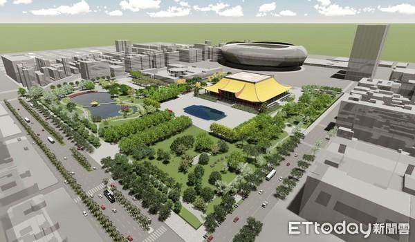 國父紀念館整修改造!植樹、新增入口、場地升級 7方向計畫公開   ETt