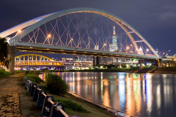 台北9大免費中秋賞月地點 走一趟河岸貨櫃市集、在彩虹橋看月光   ETt