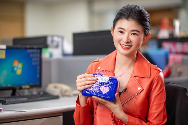 蘇宗怡捐衛生棉做公益 難忘「血崩」主播台   ETtoday星光雲  