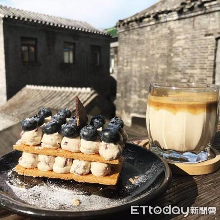 翻轉老品牌/在屋頂喝咖啡! 老胡同空中露台...京城網紅打卡點   ET