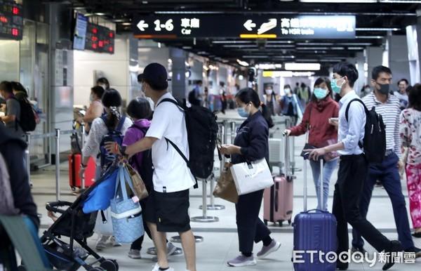 大眾運輸「5大防疫措施」升級!車站停辦活動、北車大廳禁群聚 | ETto