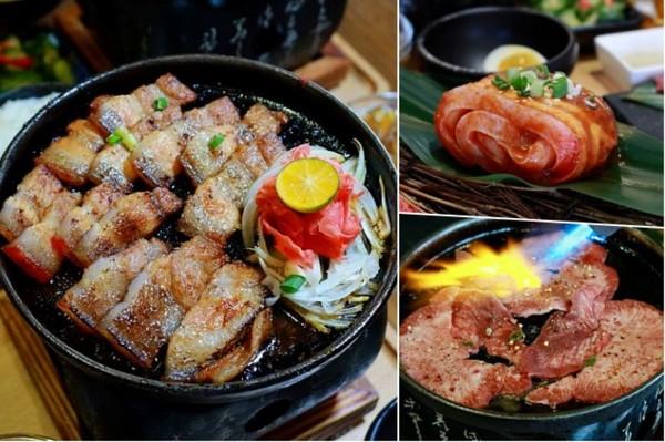 專人桌邊烤肉給你吃!台南平價銷魂燒肉丼 牛舌+半熟蛋太邪惡