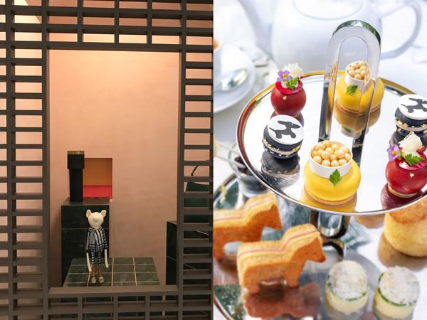 台灣設計師陳季敏在店裡蓋「告解小窗」 這時來還能吃到貴婦下午茶 | ET