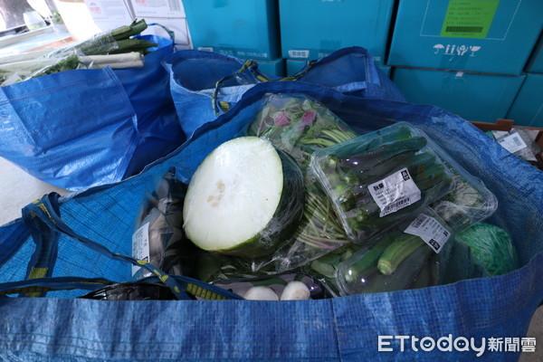 光盤行動/化「臨保」為公益 上海食物銀行5年搶救708萬噸食品 | ET