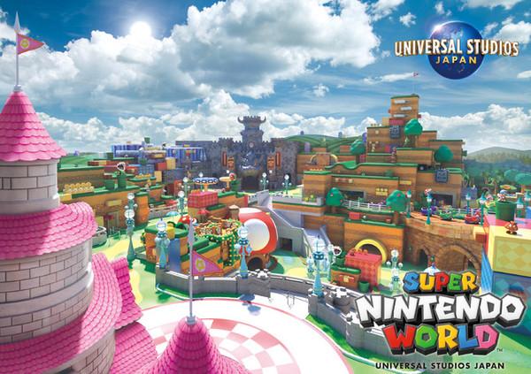 和瑪利歐一起闖關!日本環球影城全球首座「任天堂主題樂園」2021開幕