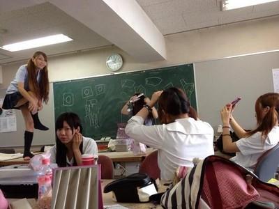 幻想破滅!這才是日本女校的日常