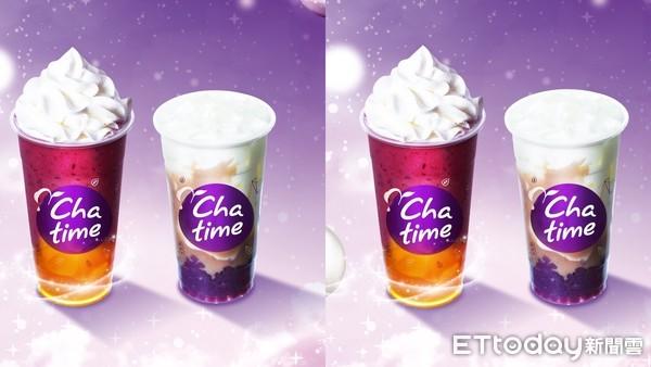 開喝了!日出茶太「浪漫紫色系」飲品報到 芋頭鮮奶還加了紫薯小芋圓 | E