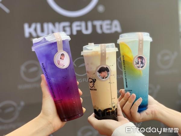 酷炫、蕾菈也開手搖飲了!「功夫茶反骨店」在士林 3款專屬特調超欠喝 |