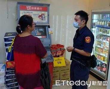 「你多訂12組」詐騙老梗又出現 警阻熟女操作ATM匯款