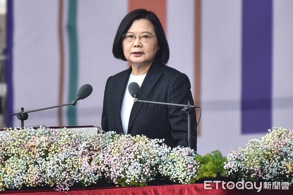 獲選全球最具影響女性之一 蔡英文:感謝台灣人民團結一心 | ETtoda
