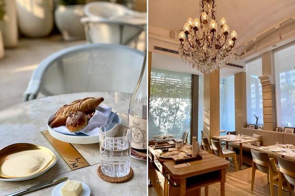 陳嵐舒回來了!法式小餐館「小樂沐」試營運中 預計11月開幕