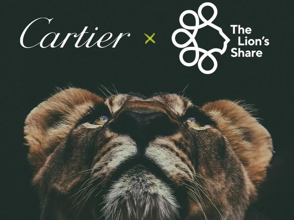 卡地亞廣告出現動物就捐款 投入公益護野生物種 | ET Fashion