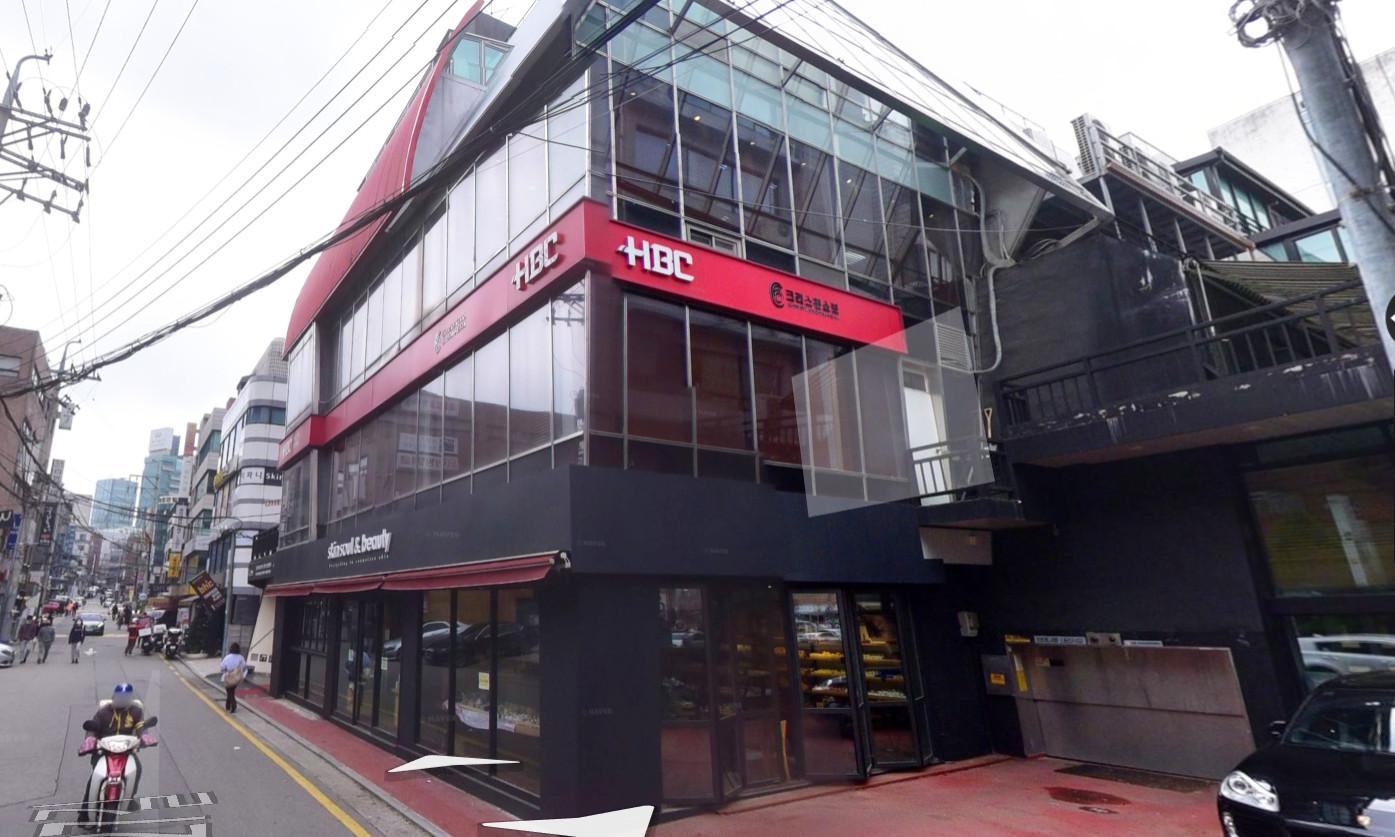 ▲▼孫藝珍以160億韓元價格購入地上6層、地下2層大樓。(圖/翻攝自Naver地圖街景)