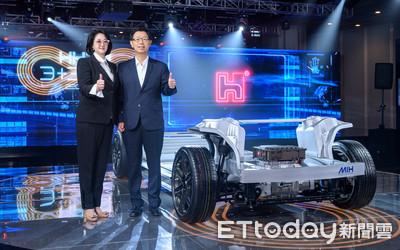 鴻海首次曝光「MIH軟硬體平台」 志在成為電動車界安卓系統