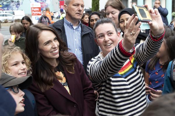 紐西蘭選舉開票!總理阿爾登執政黨49%得票率大勝 對手承認敗選