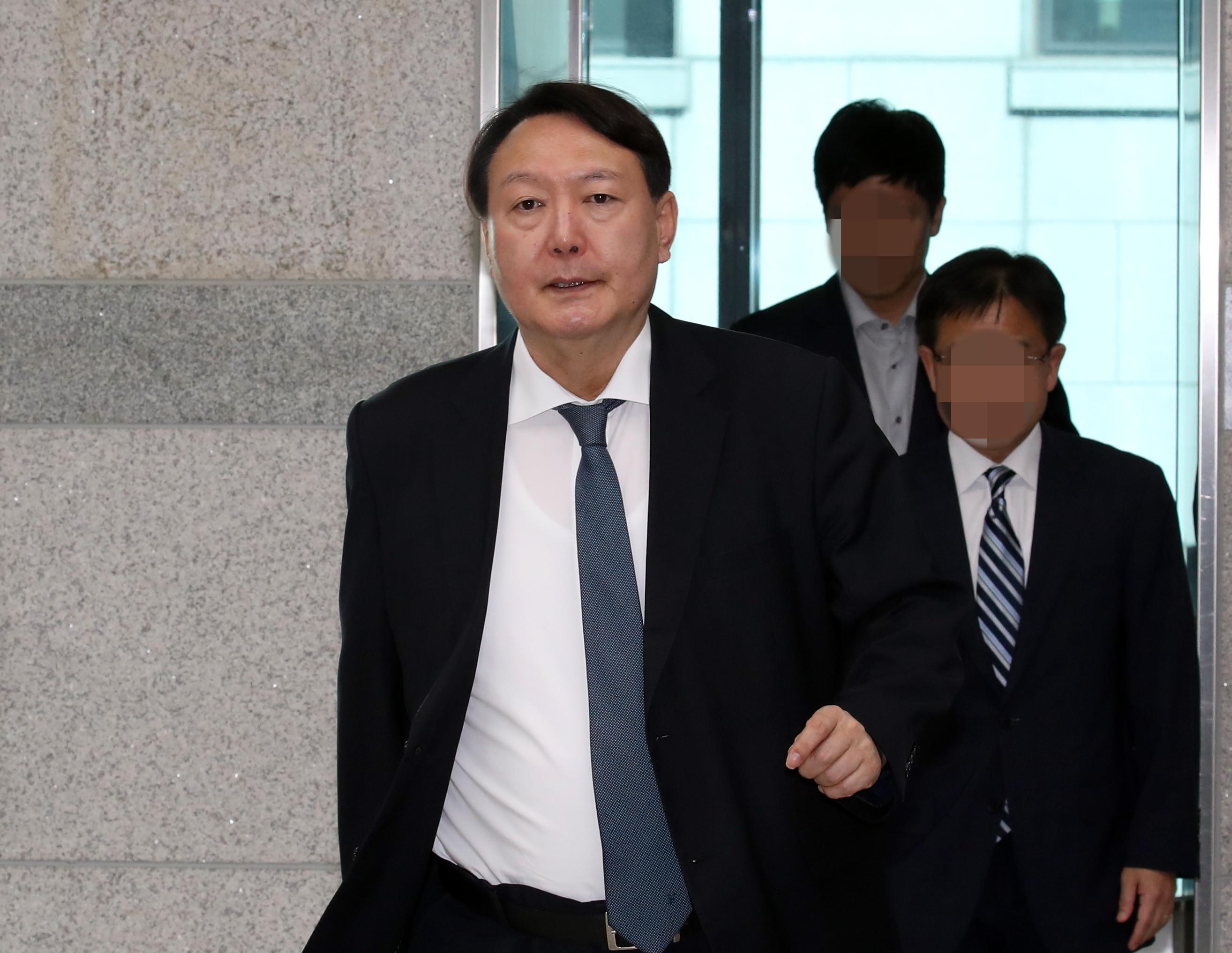 ▲▼南韓檢察總長尹錫悅下令首爾南部地檢徹查。(資料照/達志影像)