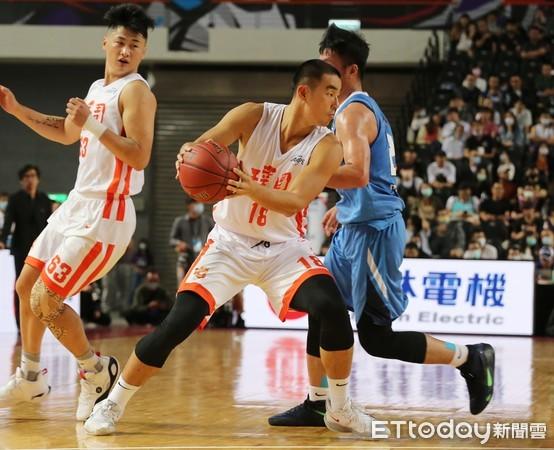 P.League+/孫思堯繳19分雙十 教練誇讚是塊璞玉