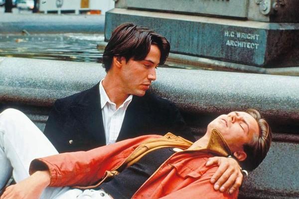 基奴李維29年前演街頭男妓!對手演員是《小丑》哥 年僅23歲早逝