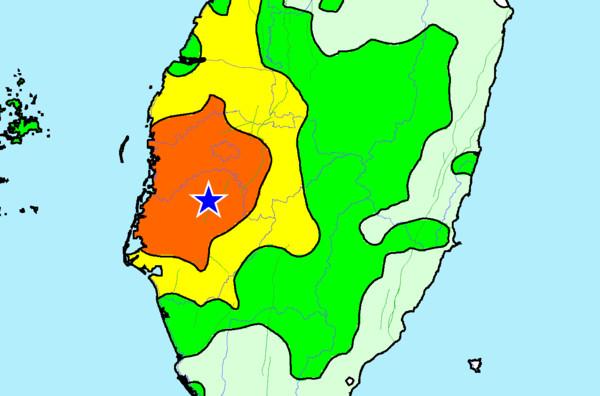 台南東山深夜2震不排除跟六甲斷層有關 曾有規模6↑地震毀121棟房