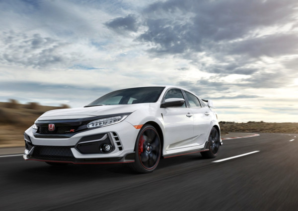▲Honda Civic Type R。(圖/翻攝自Honda)