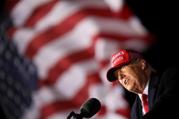 用選票下架川普! 紐時:川普是二戰以來美國民主最大威脅
