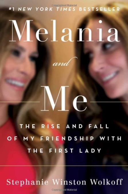 ▲▼《梅蘭妮雅與我:我與第一夫人的緣起緣滅》(Melania and Me: The Rise and Fall of MyFriendship With the First Lady)。(圖/取自amazon)
