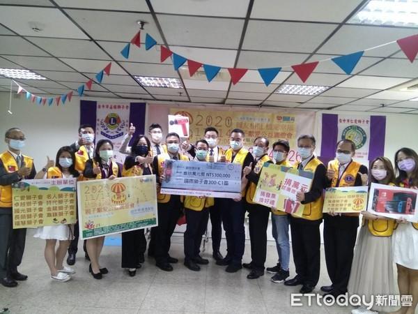 創世公益園遊會 11/14登場 台中獅子會齊捐30萬獻愛心 | ETto