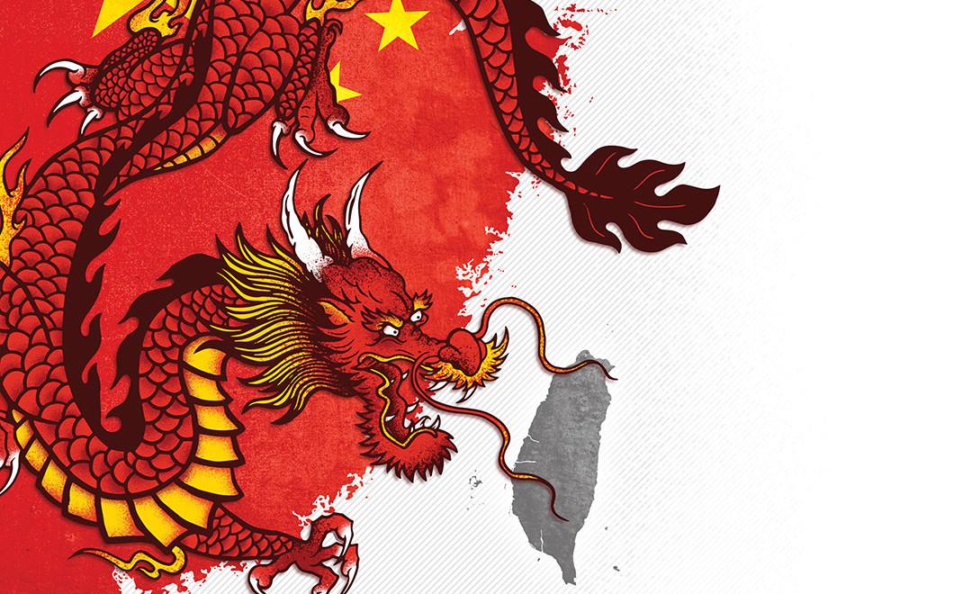 ▲▼陳文凡表示,台灣正獨一無二地面臨中共壓迫。(圖/翻攝自Forum)