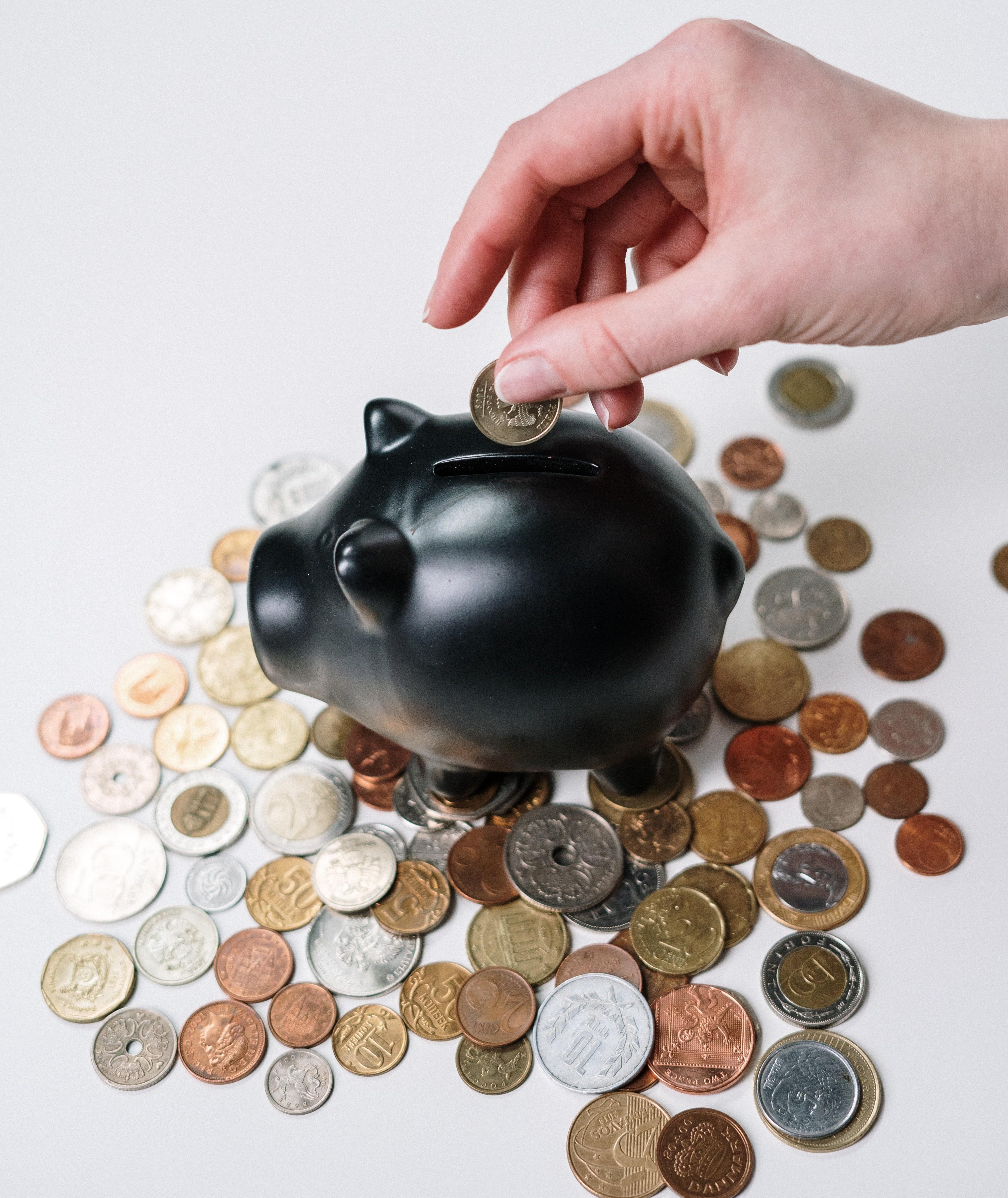 理財,安全準備金,失業,財務,學貸,金融海嘯,甘蔗世代,儲蓄,現金,變現,安全網