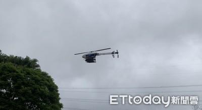 史上最嚴峻水情戰役 水利署首度出動「無人機」人工增雨添新兵