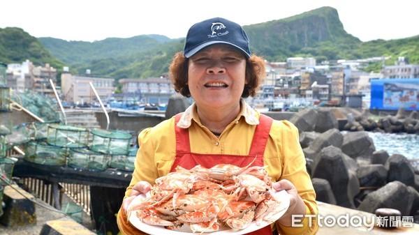 萬里蟹最大盛事「鱻蟹宴」 10/24野柳漁港吃蟹、吹海風 | ETtod