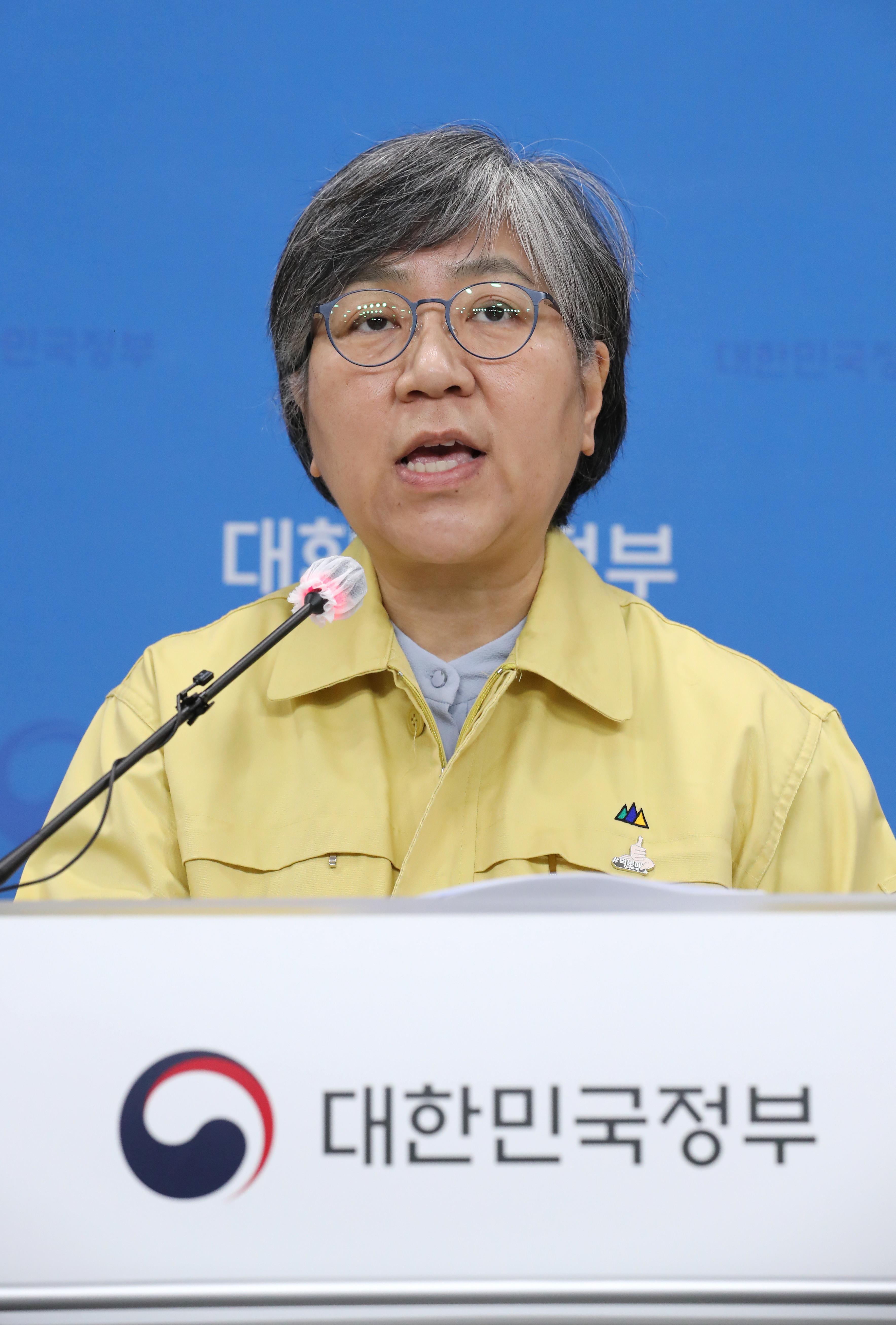 ▲▼南韓疾病管理廳長鄭銀敬表示,流感疫苗施打目前仍會持續。(圖/達志影像)