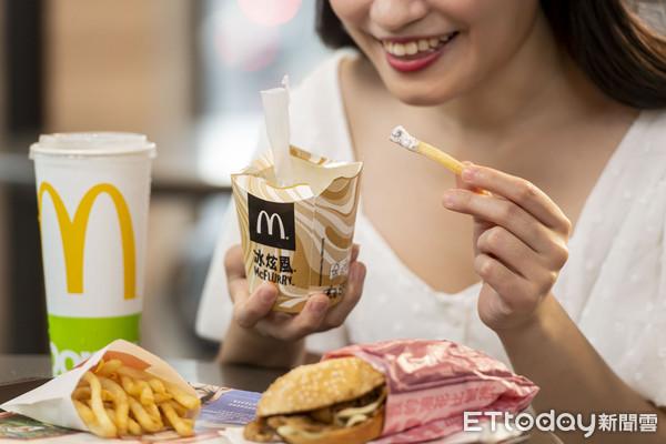 搖搖樂雞腿排吃不到了!麥當勞推全新「2配餐」 加碼芋頭派同步回歸   E