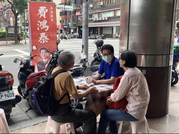費鴻泰要求增加移工入境檢疫床位 解決居家長照缺工問題 | ETtoday
