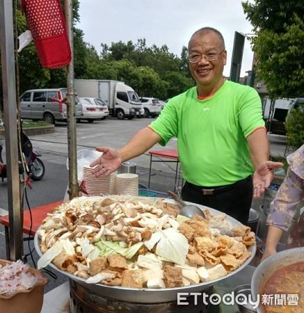朴子市文化里長推夜市美食 限時吃完臭豆腐鍋領10萬 | ETtoday生