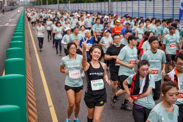2020長榮航空城市觀光半程馬拉松開跑 明年升級「全程馬拉松」 | ET