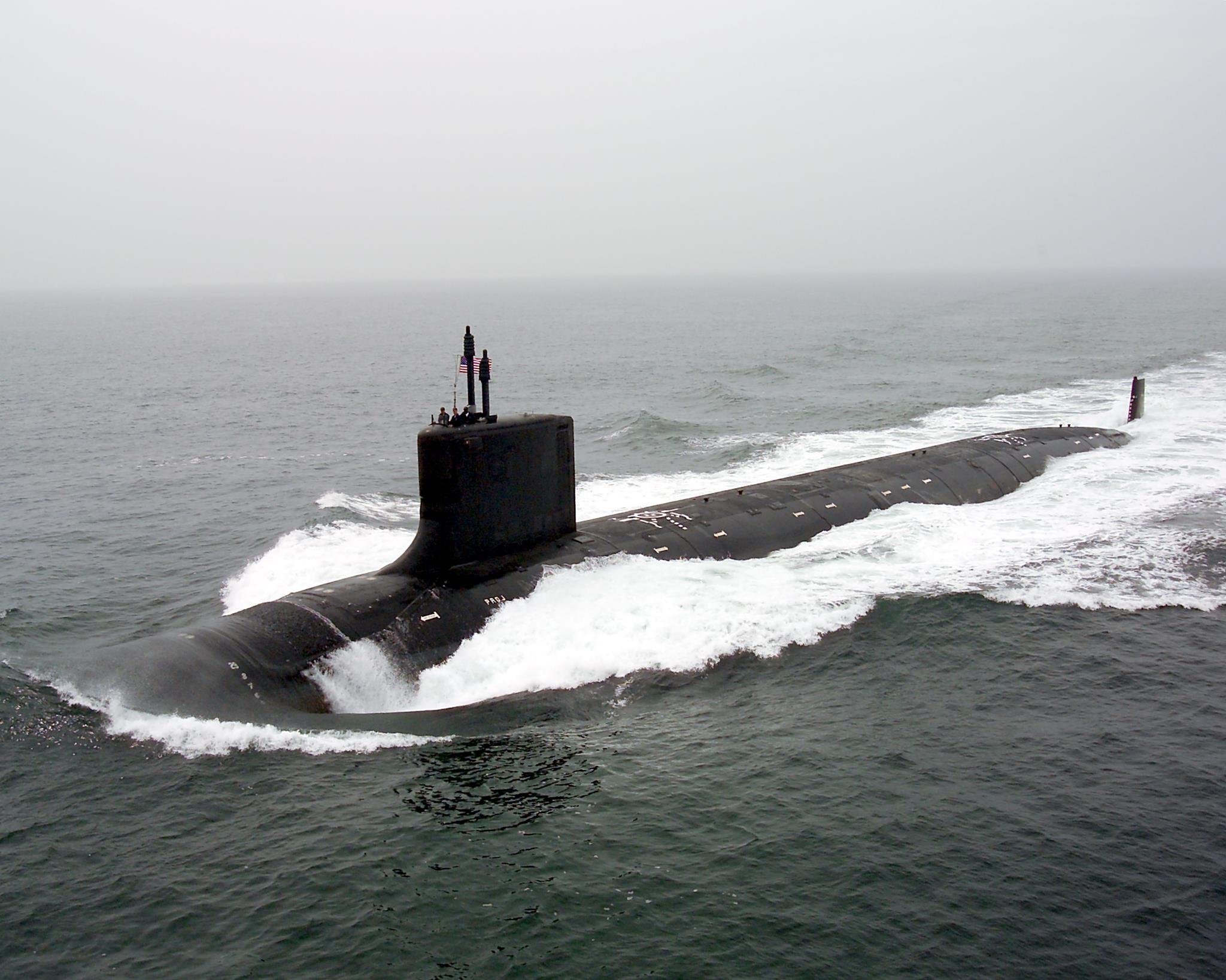 美國,中國,西太平洋,海權,第一島鏈,戰略扼制點,巴士海峽,菲律賓海,水雷,水下無人載具