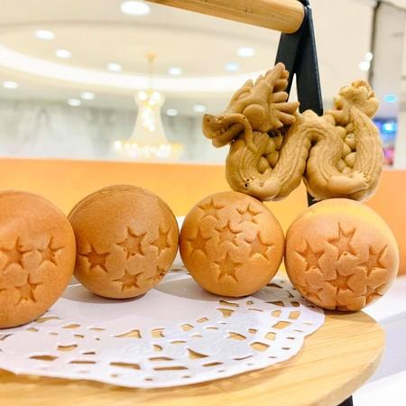 台北新光三越有七龍珠快閃店!吃得到龍珠雞蛋糕 7米神龍造景超好拍 | E