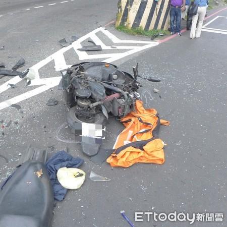 ▲▼車禍。(圖/記者陳雕文翻攝)